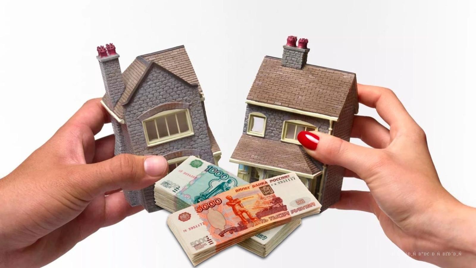 Оформление дольщиком квартиры в собственность в долях
